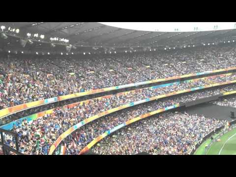 India Vs South Africa 2015 Awesome Crowd At MCG Wonderful Match