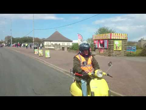 Scooter Rally Skegness 2016