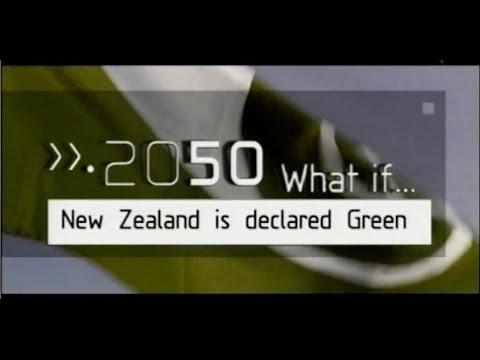 2050: What If NZ.. TVNZ  part 3 (Green)