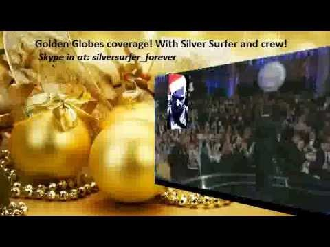 Golden Globes with Surfer & Friends! Part 1