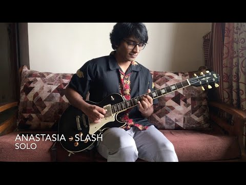 Slash – Anastasia solo cover