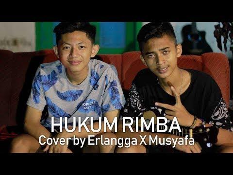 HUKUM RIMBA - Cover Kentrung By Erlangga Feat. Musyafa