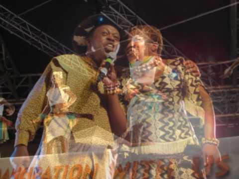Emancipation 2008 - Members of the Ndere - Ugandan National Dance Troupe