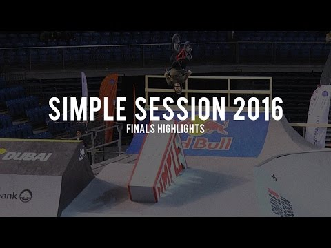 Simple Session 2016: Finals Highlights