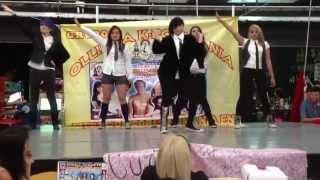 Harcalia Dance cover scream y can t nobody - 2ne1