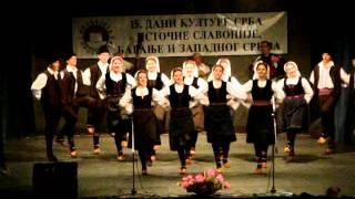 """KUD """"MLADOST"""" TRPINJA - 19.05.2012. Igre iz Leskovca (Darda).avi"""