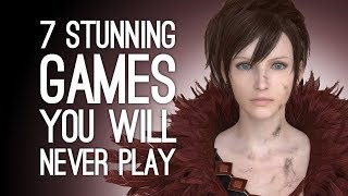 7 Stunning Games You