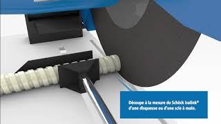 Raccord de façade suspendue ventilée - Schöck Isolink® type TA-S