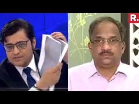 Arnab Goswami Questions