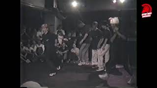 Spartanic Rockers 1998 Show Case at Hi-Time Tokyo Japan