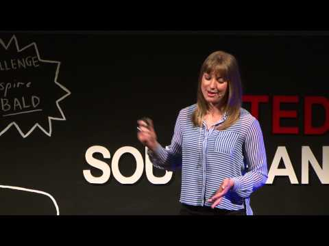 The business of sharing: Lauren Anderson at TEDxSouthBankWomen
