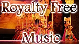 """Chinese Music """"Ceremonial Dance"""" Royalty Free"""