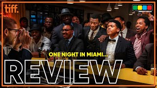 "Daniel, shahbaz, and anthony review regina king's directorial debut ""one night in miami"" as part of tiff 2020.one miami is a fictional account on..."