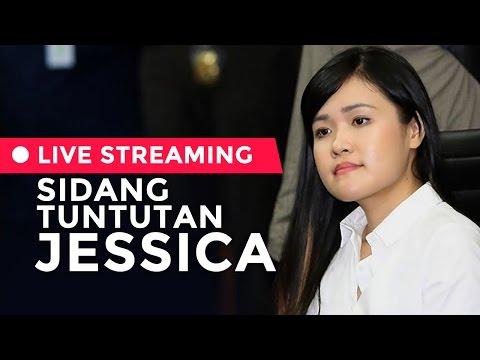 Sidang Tuntutan Jessica Kumala Wongso