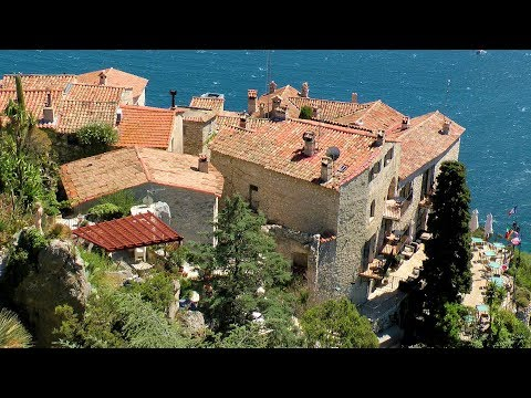 One day in Eze, France, French Riviera [4K] (videoturysta.eu)