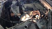 ремонт компрессора Hiblow HP 60 - YouTube