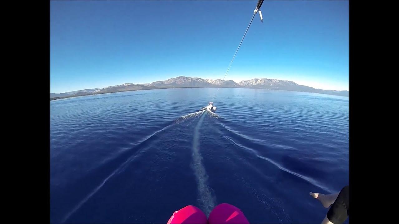 parasailing south lake tahoe