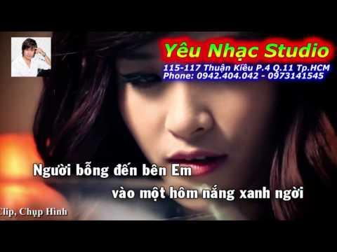 Karaoke (Beat) Cho Em Một Lần Yêu - Đông Nhi (Karaoke by Yêu Nhạc Studio)