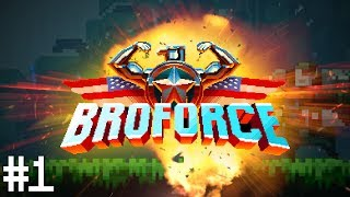 "BROFORCE #1 - ""Big madafaka!"" - LJayPL"