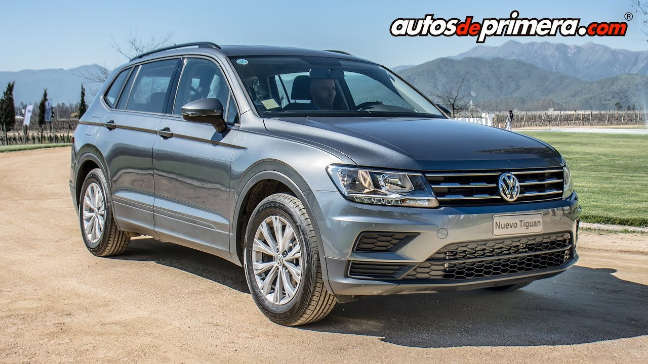 nuevo volkswagen tiguan allspace 2018 en colombia primer. Black Bedroom Furniture Sets. Home Design Ideas