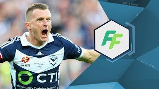 The footballing journey of Besart Berisha