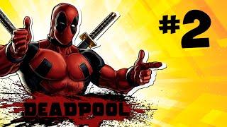 Прохождение игры Deadpool #2 Новая пушка
