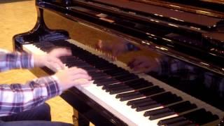 Repeat youtube video Parov Stelar - All Night (Piano Cover)