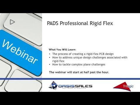 PADS Pro Rigid Flex