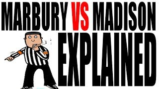 Marbury v Madison Explained: US History Review