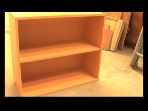 Como construir un armario o placard youtube for Como hacer muebles de madera