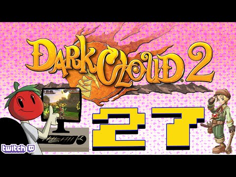Dark Cloud 2 - Property On The Water - 27 - Tomato Head Gaming