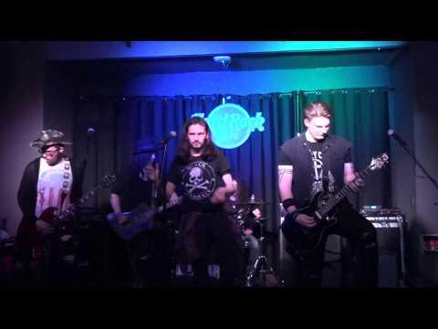 Manifold @ Hard Rock Cafe Glasgow Scotland 9/3/2018