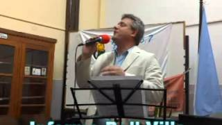 """JUAN FRANCISCO SIERRA - """"EL ÚLTIMO DESEO DE NAVIDAD""""  EN LA PRESENTACIÓN DE UMBRALES BELL VILLE"""