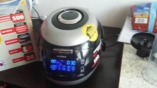 Видео-обзор мультиварки Supra MCS-5201