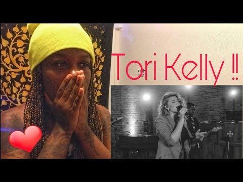 "Tori Kelly- Ft. Kirk Franklin ""Never Alone"" (REACTION)"