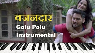 Download Hindi Video Songs - Golu Polu | Vazandar | Instrumental On Keyboard