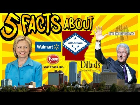 5 Facts You Didnt Know About Arkansas