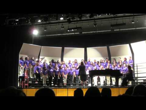 """Whisper!"", arr. by Greg Gilpin, McDonald Middle School Treble Choir"