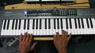 belajar musik gereja bersama jhonlewi keliat