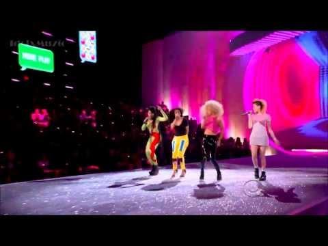 Neon Jungle - Trouble Victorias Secret Fashion Show 2013