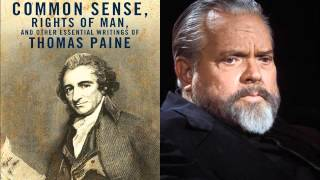 Orson Welles   Thomas Paine   The American Crisis