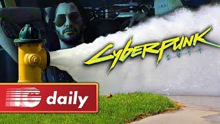 Cyberpunk 2077 has leaked