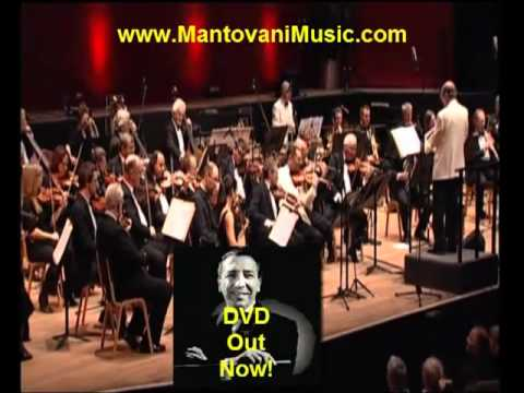 Magic Mantovani Orchestra Play Theme From Maigret In Live Concert Footage From Poole Theatre