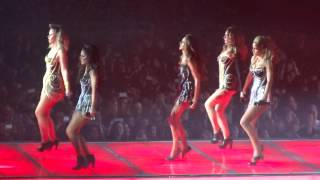 Wake Me Up/Jump - Girls Aloud - O2 Arena London - HD 1080p