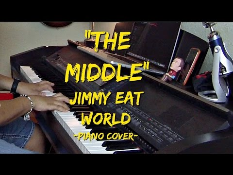 Jimmy Eat World- The Middle (Piano Cover by Jen Msumba)