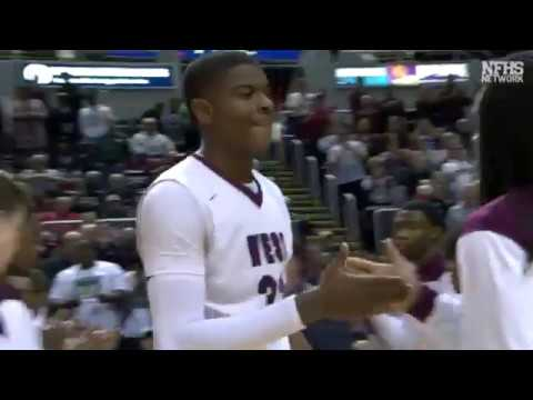 2018 IHSA Boys Basketball Class 4A Championship Game: Belleville (West) vs. Chicago (Whitney Young)