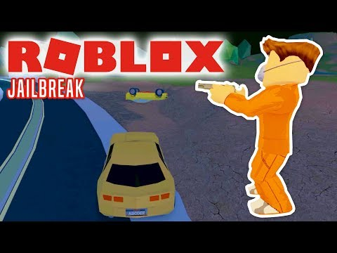 POLITIJAGTEN! - Roblox Jailbreak Dansk Ep 8