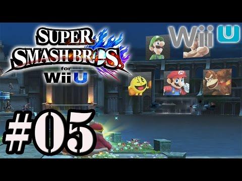 Let's Play: Super Smash Bros for Wii U - Parte 5