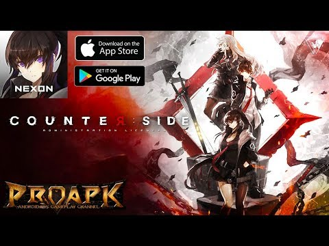 Counterside Gameplay Android / IOS (by NEXON) (KR)
