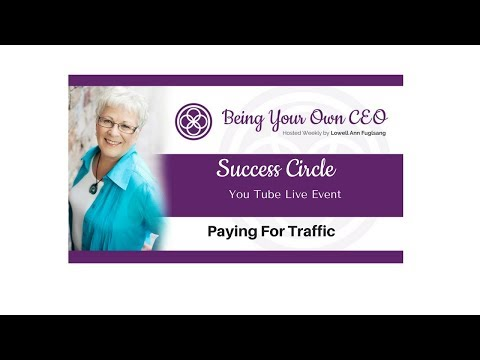 Paying For Traffic - #BYOC20180213